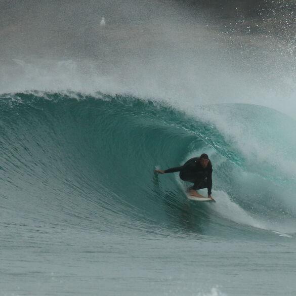 Alejandro Pensado, alumno de Stage Apnea para surfistas