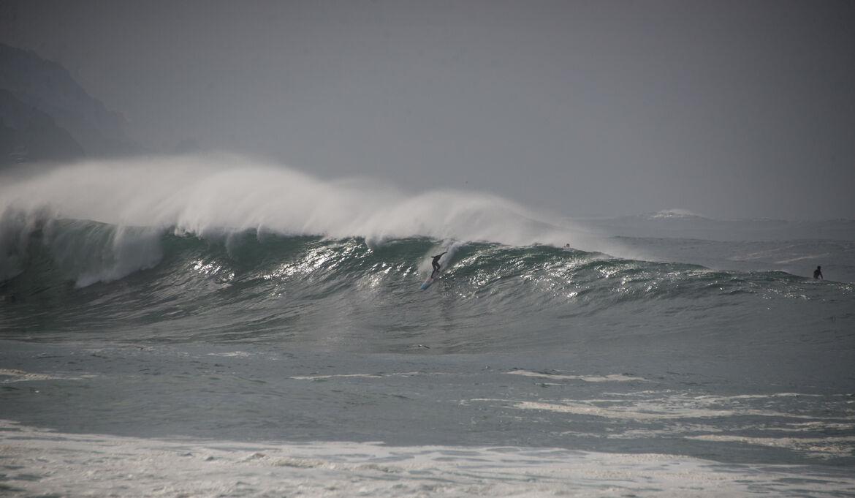 Todo la fuerza del mar
