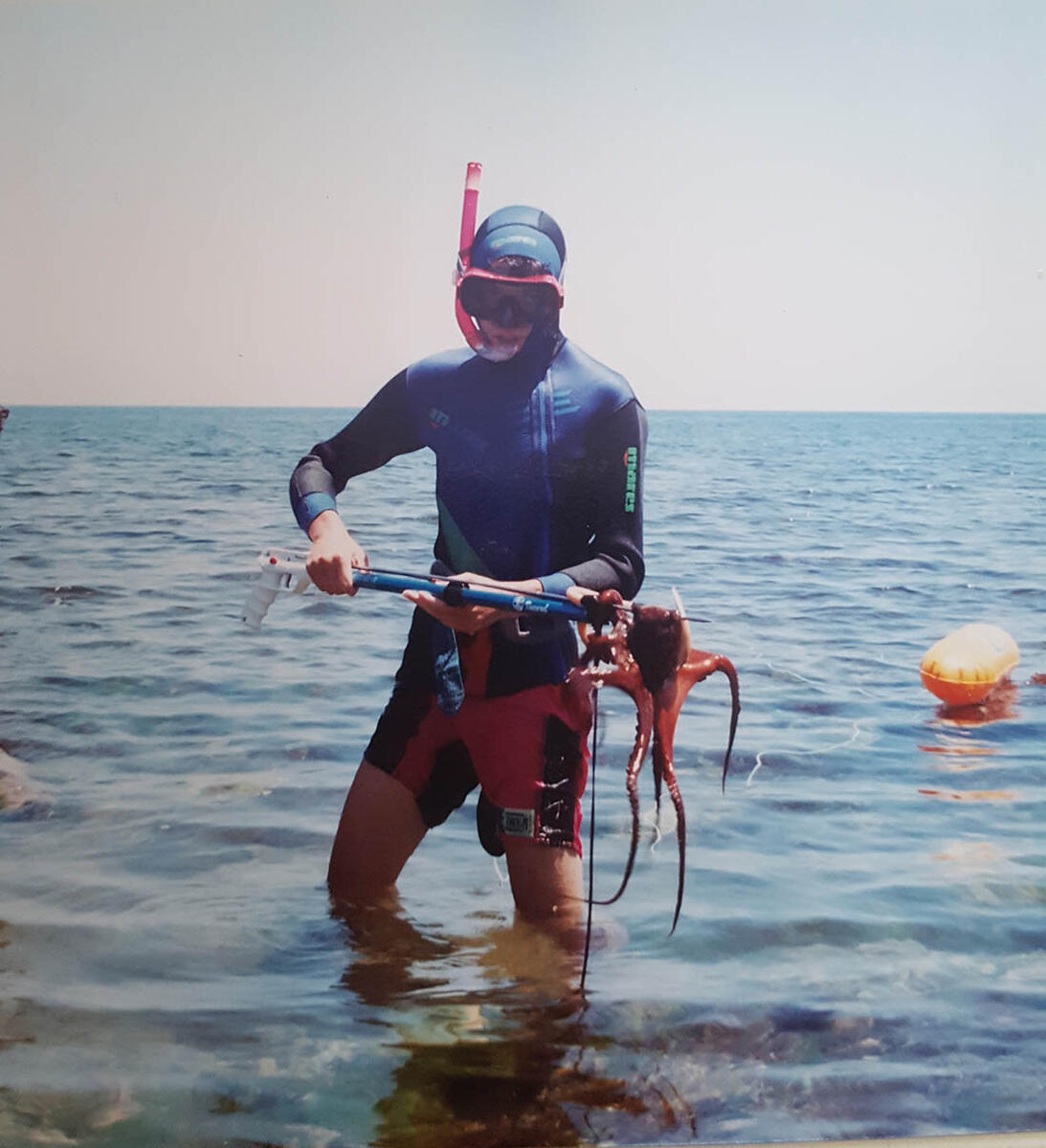 Traje Mares Spearfishing